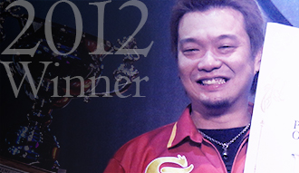 THE WORLD 2012 GRAND CHAMPION / Takehiro Suzuki