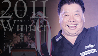 THE WORLD 2011 GRAND CHAMPION / Paul Lim