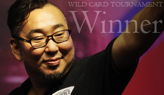 THE WORLD 2018 WILD CARD 2 / M Tatsunami